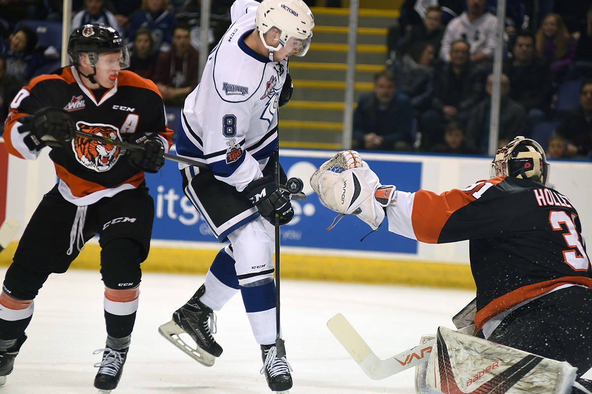 Royals Face Critical Weekend Ahead With Three Whl Games Against