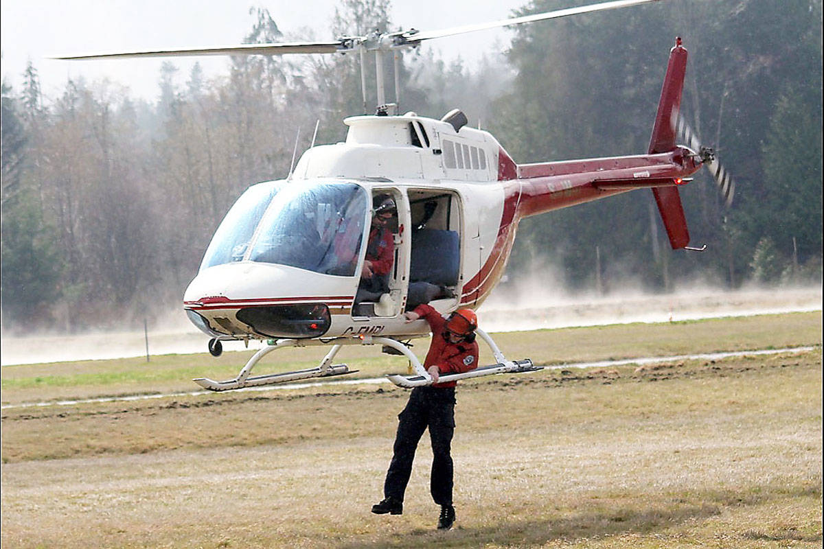 Vancouver Island hosts training exercise ahead of coming