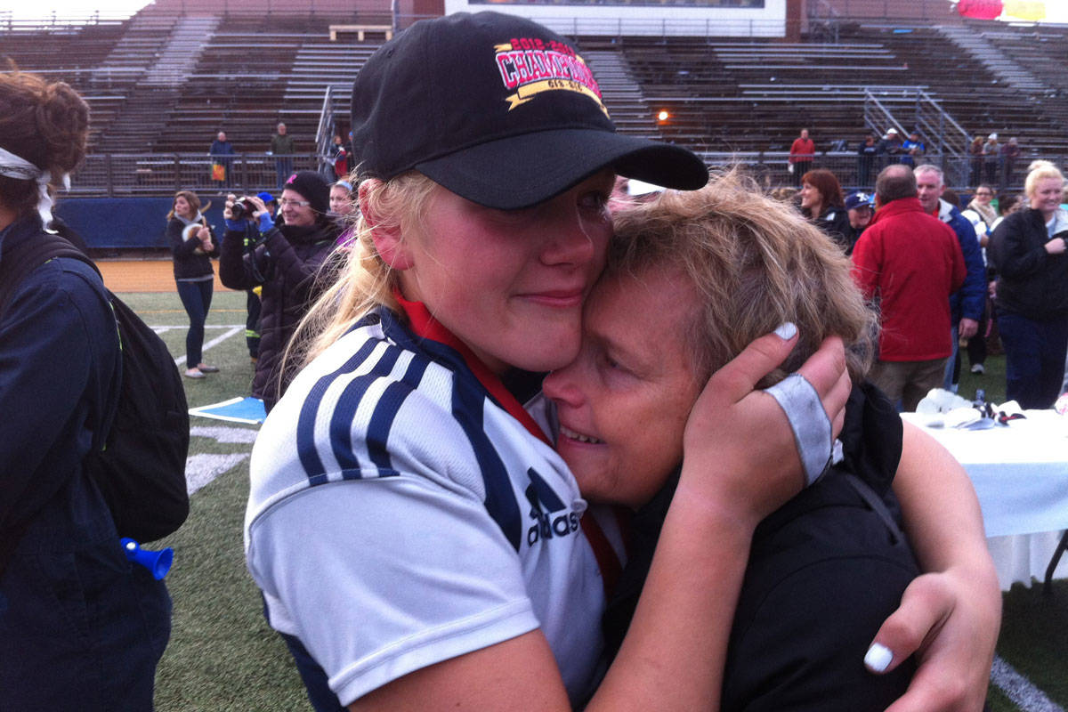 Canada S Women S Rugby Sevens Raising Funds For Cancer