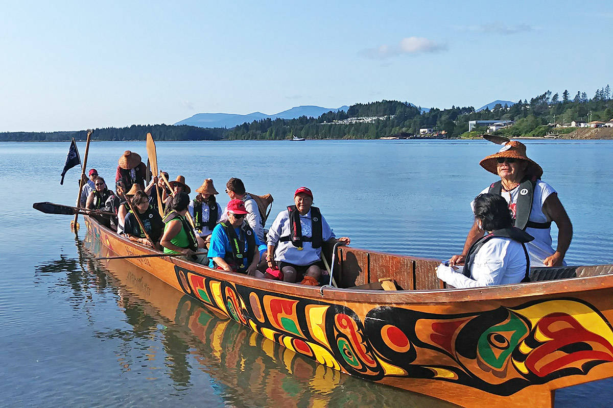 B.C. First Nation signs agreement to return its land on Vancouver Island