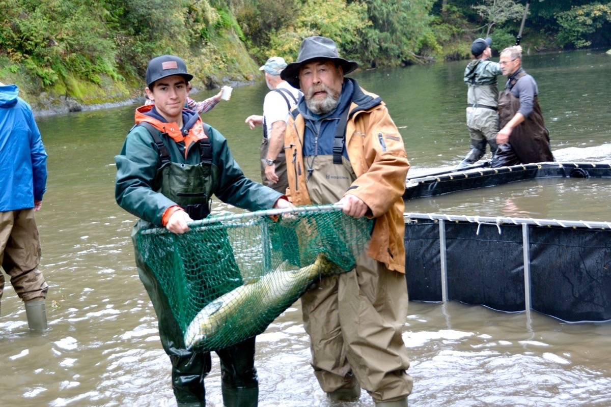 Fishing topped the story list in 2019