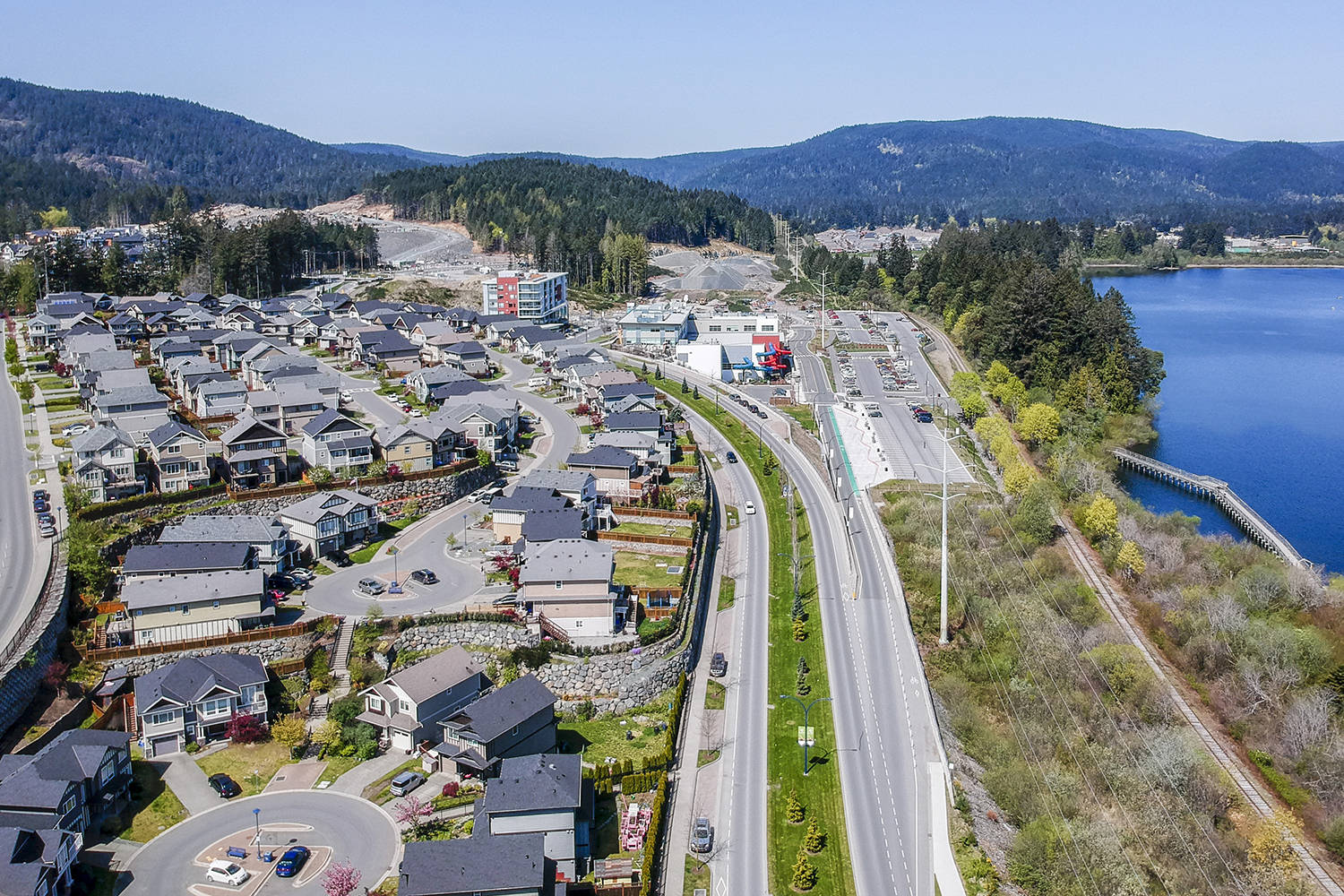 Langford ranks as fastest growing community in B.C.