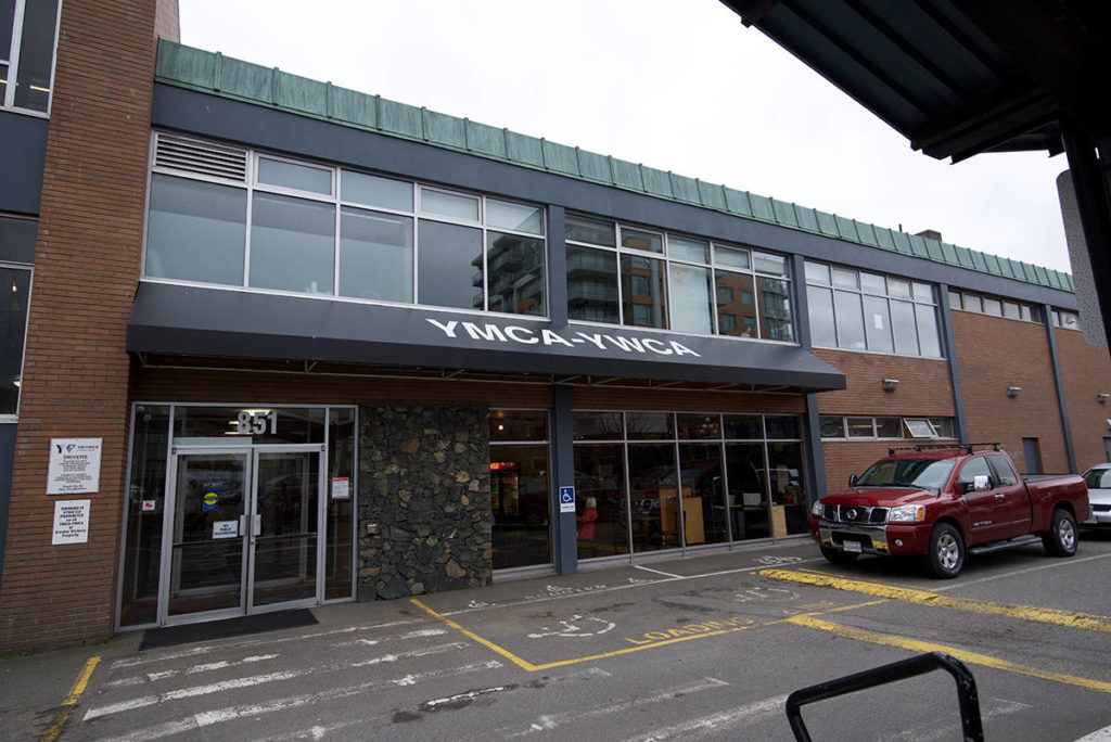 Victoria's YMCA-YWCA reopening with new app, membership structure - Sooke News Mirror